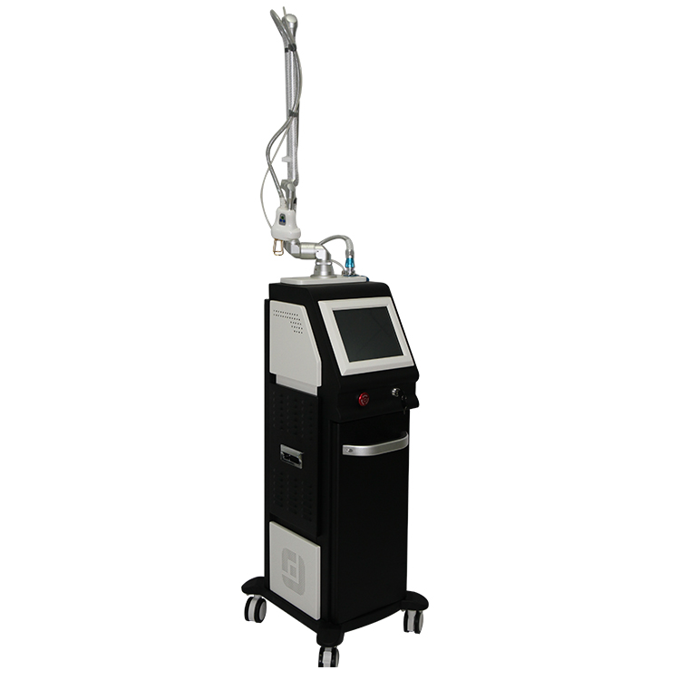 China Supplier Fractional Laser Treatment - Rf Co2 Laser Fractional laser treatment skin vaginal rejuvenation machine – Haidari detail pictures