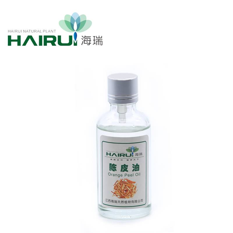 2018 High quality Patchouli Massage Oil - Best price for bulk tangerine oil – HaiRui Featured Image