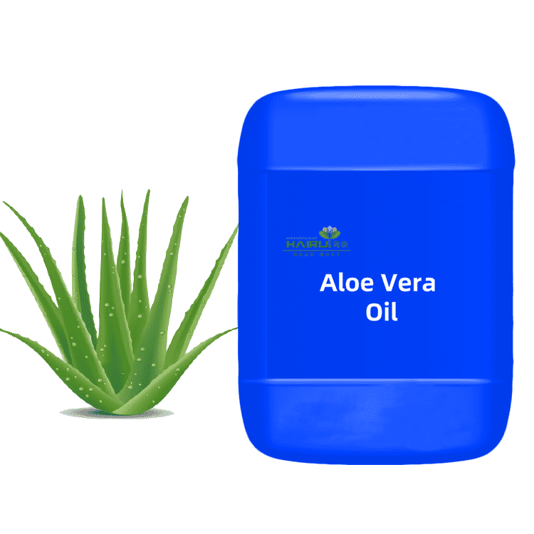 One of Hottest for Camphor Essential Oil - 100 Pure Aloe Vera Oil Supplier Best Price – HaiRui