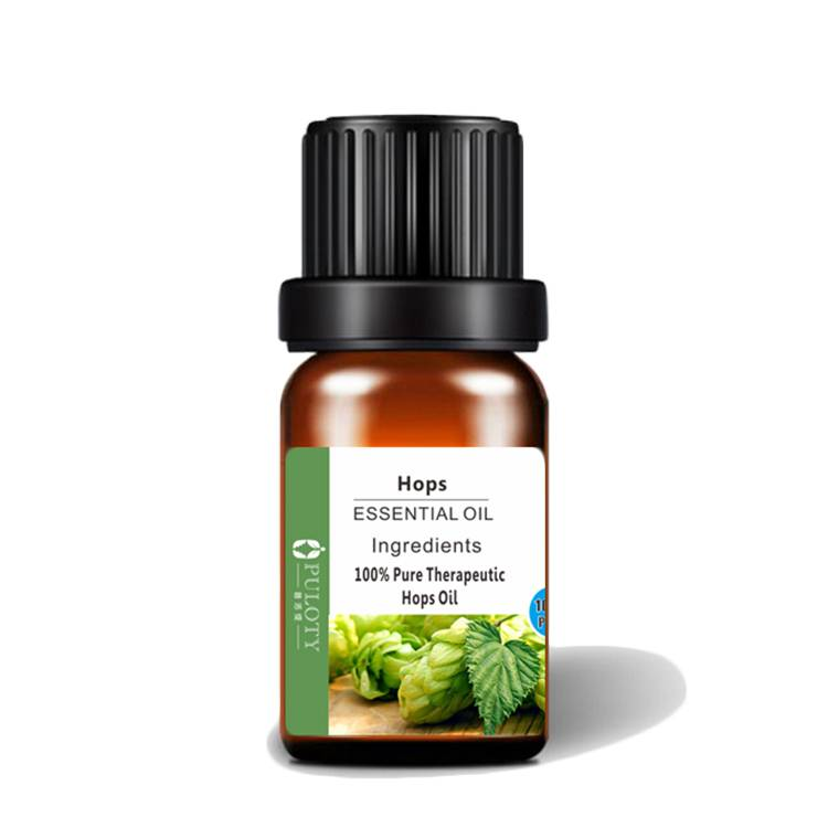 Newly Arrival Natural Citronella Oil - Cosmetic Hops Flower Extract Essential Oil – HaiRui
