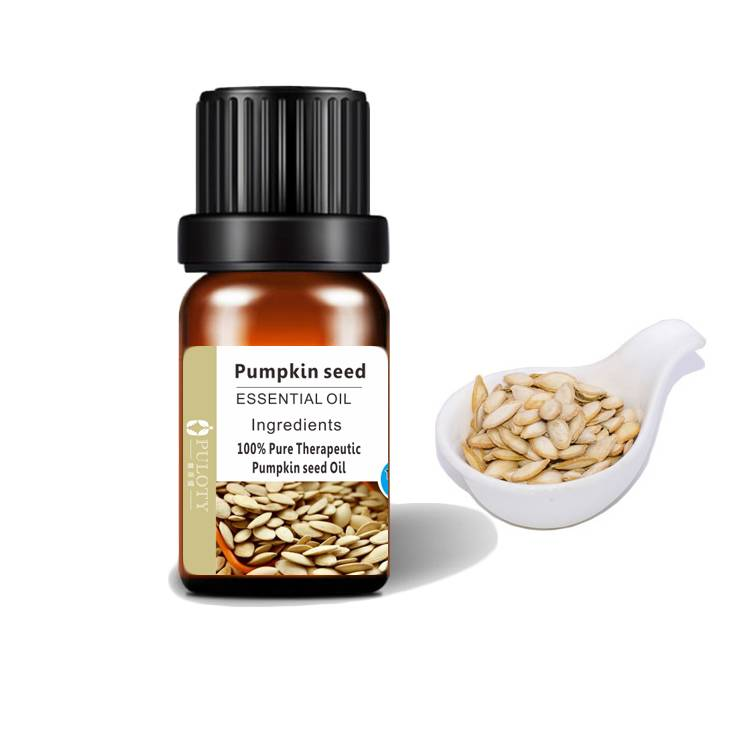 Factory Supply Safflower Oil - Natural pure Pumpkin seed oil bulk price for skin – HaiRui