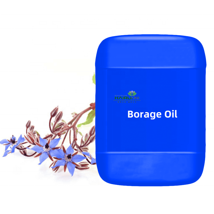 Factory making Grapefruit Massage Oil - good for skin oil refined borage seed oil starflower – HaiRui