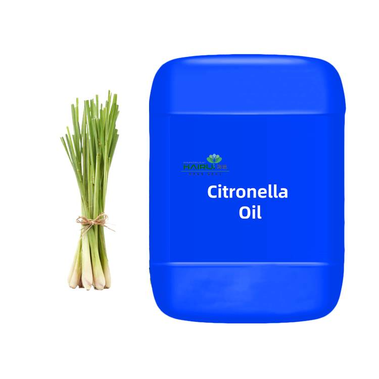 Factory Supply Citronella Essential Oil