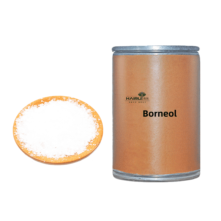 Pharmaceutical grade Factory Bulk Wholesale Synthetic / Natural borneol flake / Borneol