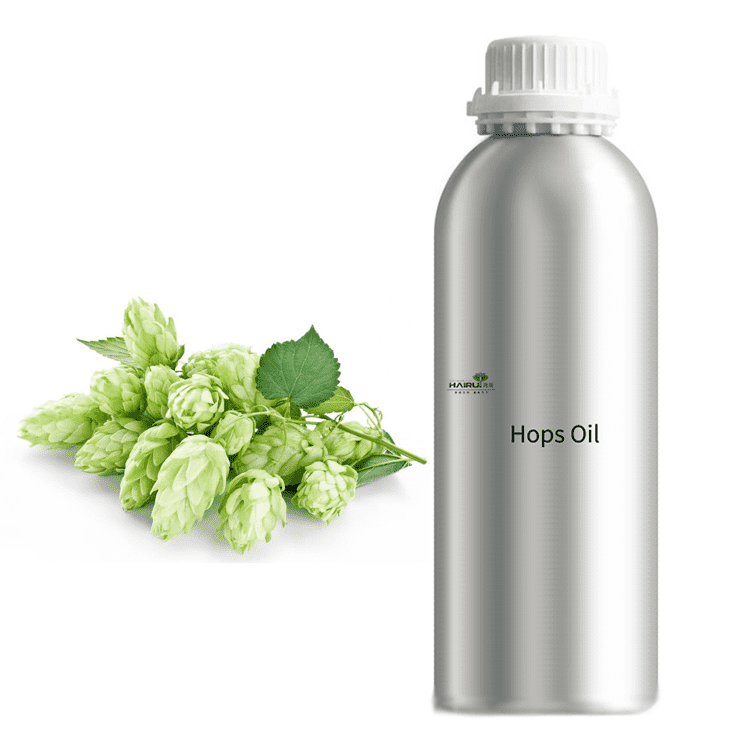 Massage oil of essential  natural hops Oil in high quality