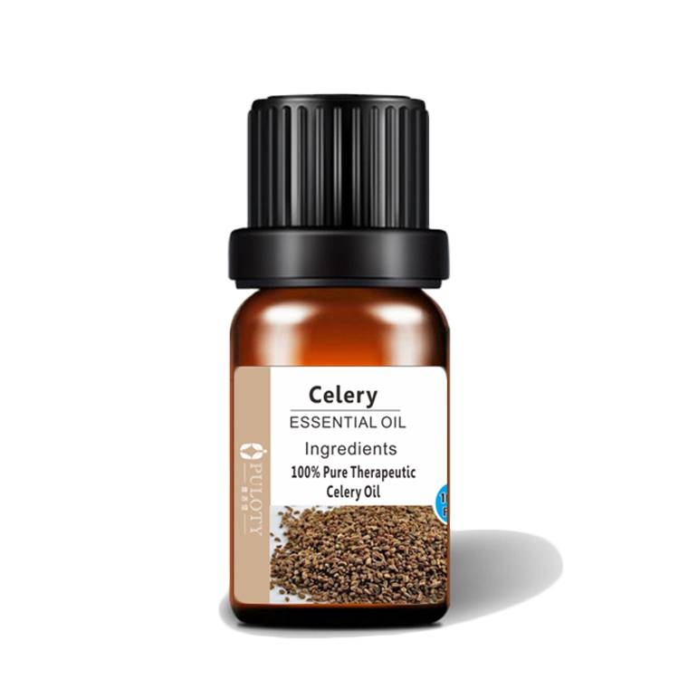 Balance blood pressure Celery seed oil