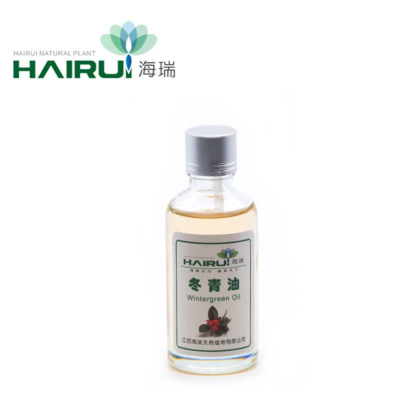 Wholesale Dealers of Natural Wintergreen Oil - Factory Price Industrial Anophelifuge Synthetic Wintergreen Oil Salicylate Methyl – HaiRui