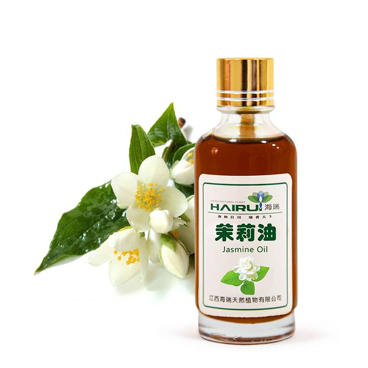 OEM Supply Pure Turpentine Oil - Top fragrance of essential oil of jasmine oil in manufacture – HaiRui