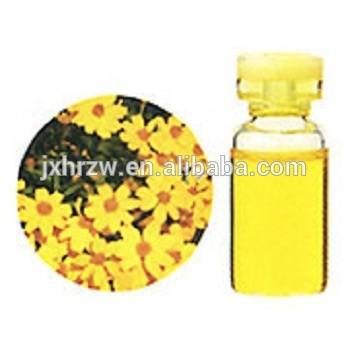 Professional China Organic Patchouli Oil - Pure Wild chrysanthemum flower oil extract powder Dried flowers oil – HaiRui