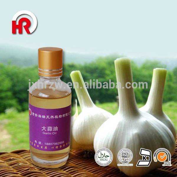 Well-designed Aloe Vear Oil - Wholesale garlic oil garlic garlic essence oil bulk price – HaiRui