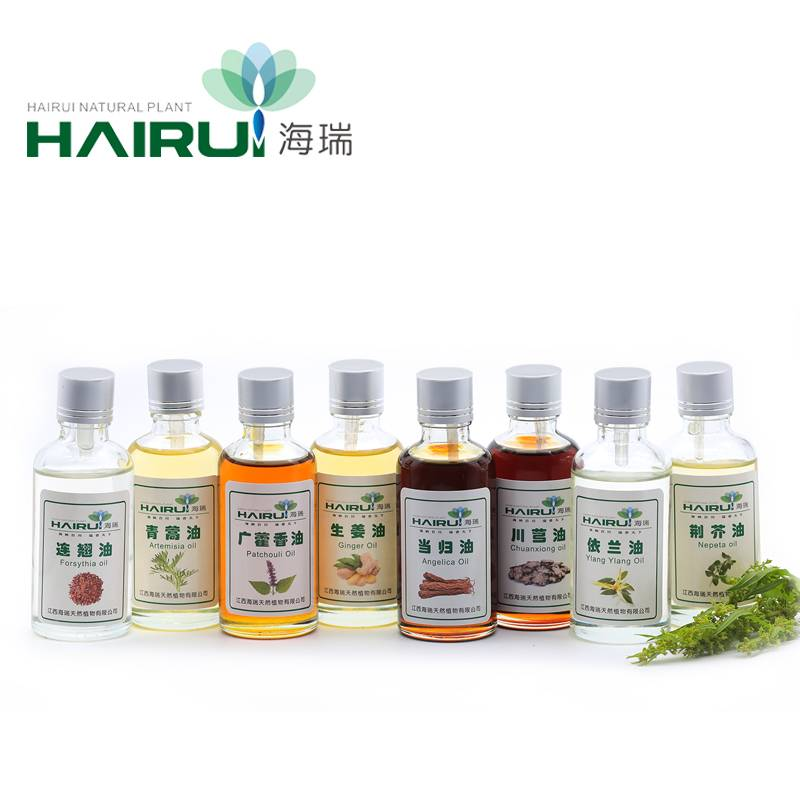 Reasonable price Pure Lemongrass Oil - Pure osmanthus absolute 80% premium fragrance oils – HaiRui