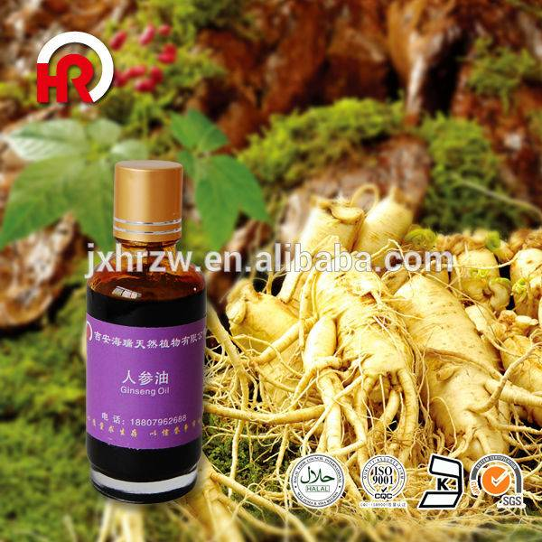 Leading Manufacturer for Natural Jasmine Oil - pharmaceutical grade chemicals ginseng oil – HaiRui