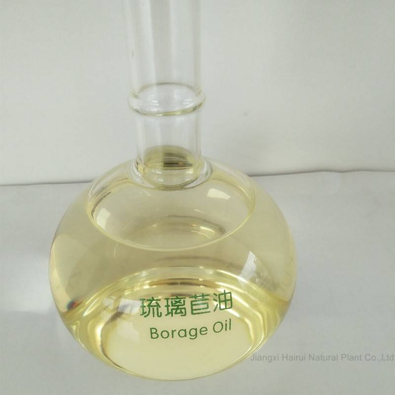 Factory Promotional Pure Grapefruit Oil - Borage oil 84012-16-8 in Stock – HaiRui