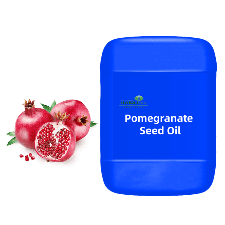China Supplier Natural Peppermint Oil - Skin care pomegranate seed extraction oil for cosmetic – HaiRui