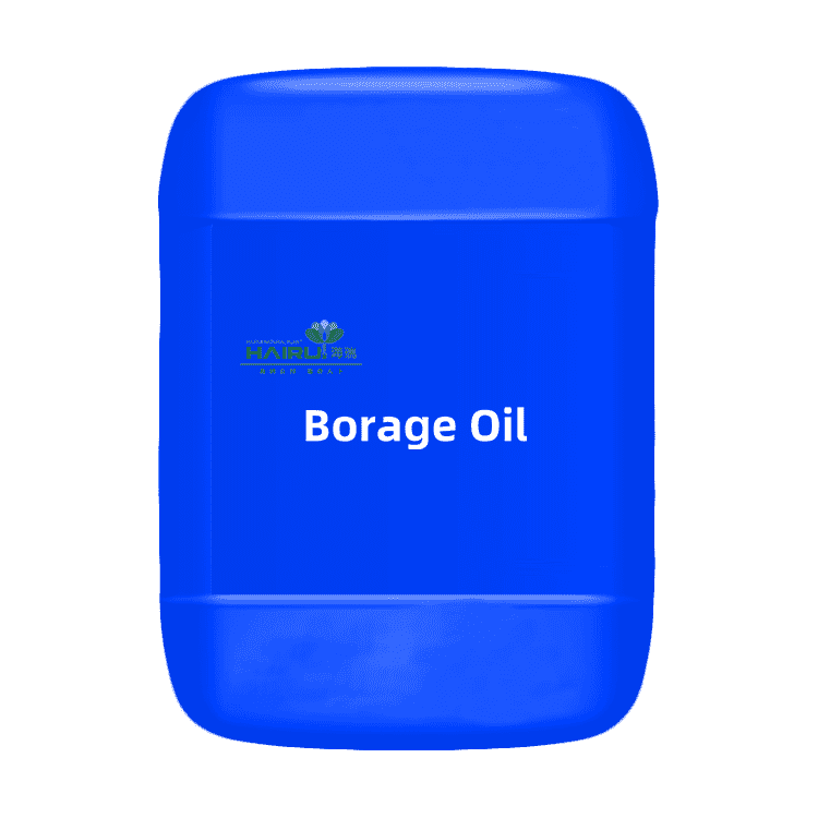 China Supplier Natural Peppermint Oil - massage oil Organic Borage oil factory outlet – HaiRui