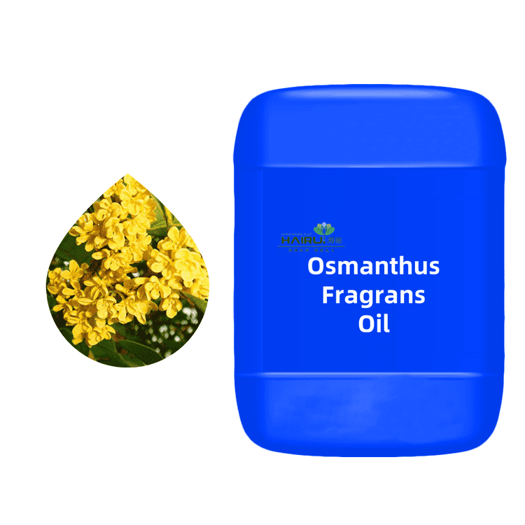 Natural Osmanthus Fragrance Essential Oil