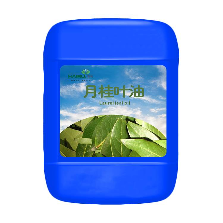 Top Suppliers Tea Tree Oil - Factory Supply Price Good Sleep leaf Extract Bay Laurel Oil – HaiRui