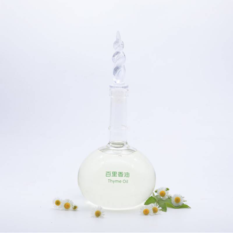High quality natural thyme oil in wholesale