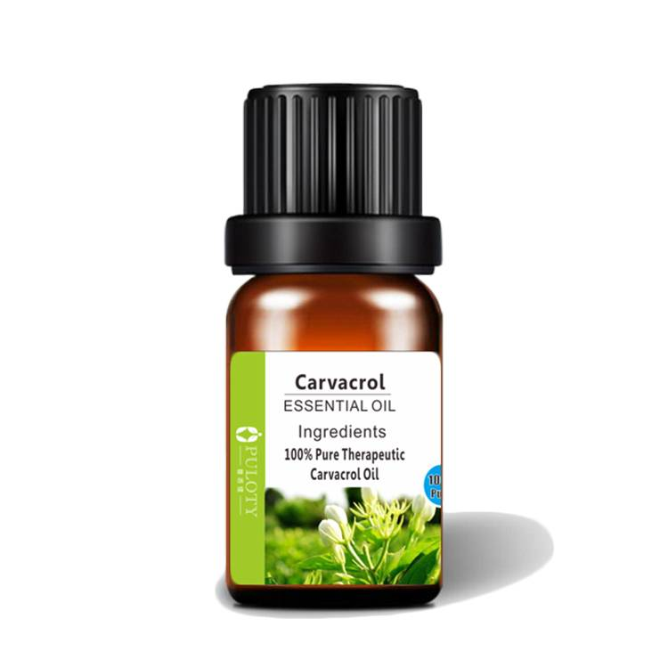 Natural pure oregano oil