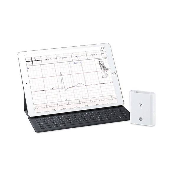 Medical Handheld Plastic Bluetooth ECG Machine Featured Image