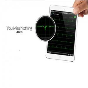 Medical Wireless ECG Monitoring Device For Resting Electrocardiogram Test