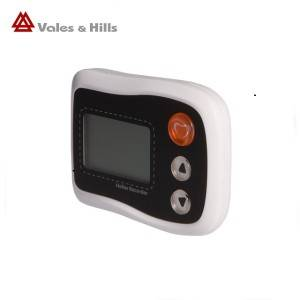 Chinese Professional 24 Hour Ecg Holter Monitor - Digital Ambulatory ECG Recorder Machine , portable ecg device – V&H