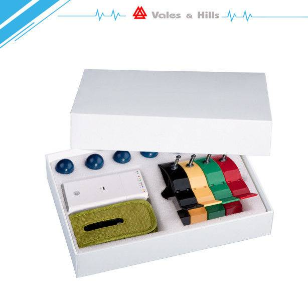 Portable iPad Ecg Machine with Bluetooth , Simultaneous 12 Lead ECG Device
