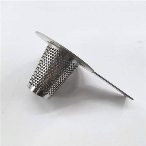 Hot New Products Ss Mesh Filter - Cone filter temporary filter with sintered mesh,woven mesh or perforated mesh – Hanke