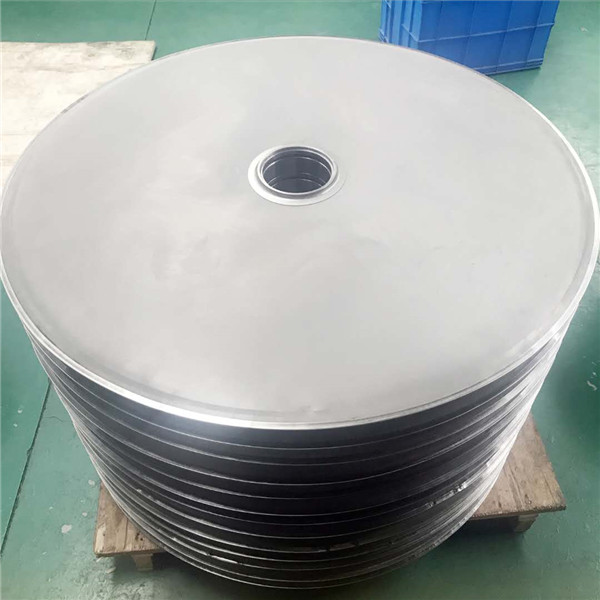 Special Design for Strainer Oil Filter Element - Disc filter leaf disk filter with star weld – Hanke