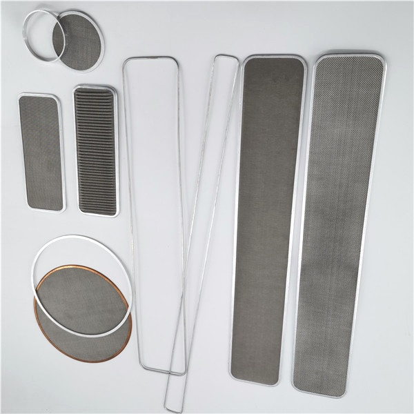 2020 Good Quality Spinning Filters - Filter mesh pack extruder mesh disc with different size and shapes – Hanke