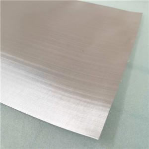 OEM China Nickel Chrome Mesh Screen - Monel/inconel/hastelloy wire mesh alloy filter mesh with 1-300mesh – Hanke