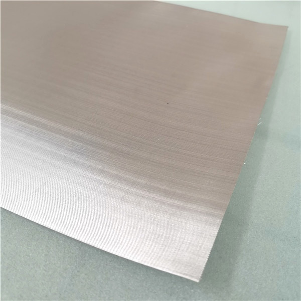 Ordinary Discount Flame Blocking Wire Mesh - Monel/inconel/hastelloy wire mesh alloy filter mesh with 1-300mesh – Hanke