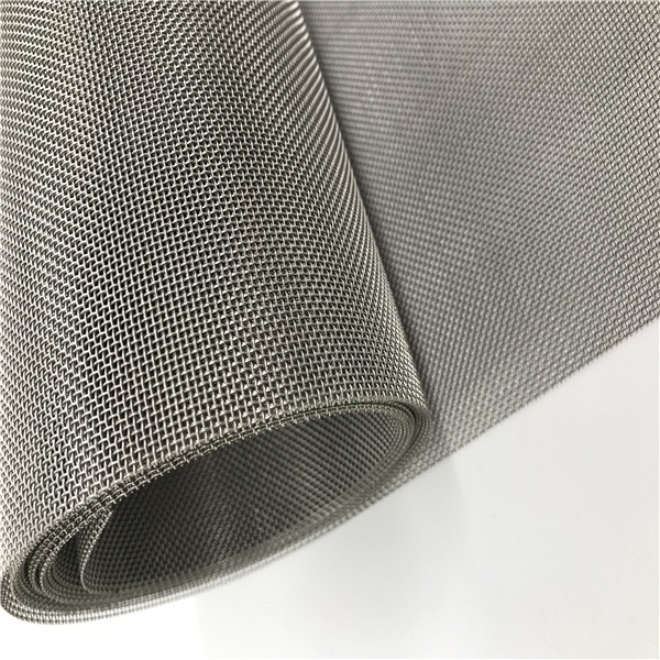 Factory Promotional China Wire Mesh - Monel/inconel/hastelloy wire mesh alloy filter mesh with 1-300mesh – Hanke