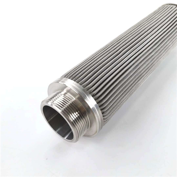 New Arrival China Wedge Wire Screen Nozzle - Pleated filter element microporous folded filter direct factory – Hanke Featured Image