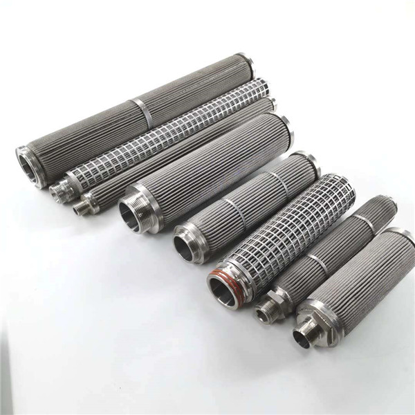 New Arrival China Wedge Wire Screen Nozzle - Pleated filter element microporous folded filter direct factory – Hanke