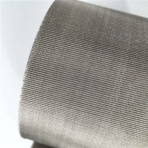 Super Lowest Price C276 Wire Mesh - Wire mesh belt 5-heddle mesh China direct factory – Hanke