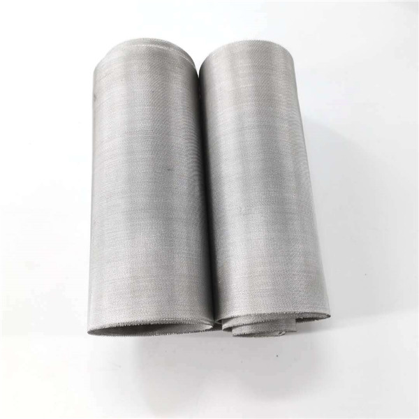 High Quality for Monel400 Woven Mesh - Wire mesh belt 5-heddle mesh China direct factory – Hanke