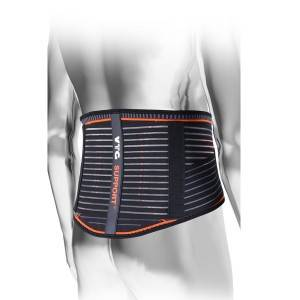 Back Support /3d Knitting /Stays /Dual Compression 11703
