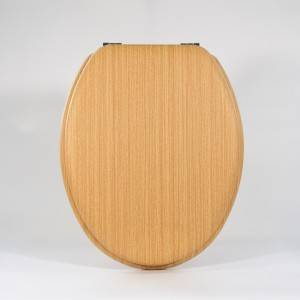 New Arrival China Promotion Toilet Lid - Molded Wood Toilet Seat – Technology Wood – Haorui