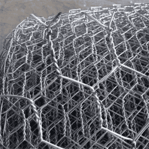 Hexagonal Iron Wire Netting