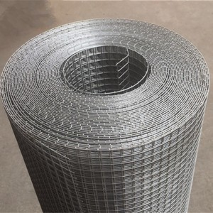 High Quality Square Wire Mesh 5X5cm Electro Hot Dipped Galvanized Welded Wire Mesh