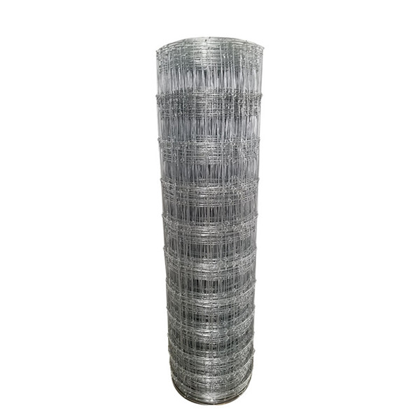 Galvanized 1.5m Hinge Joint Woven Field Wire Mesh Fence for Sheep and Goat