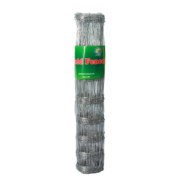 Galvanized Livestock Prevent Hinge Joint Page Wire Farm Fence Field Fence