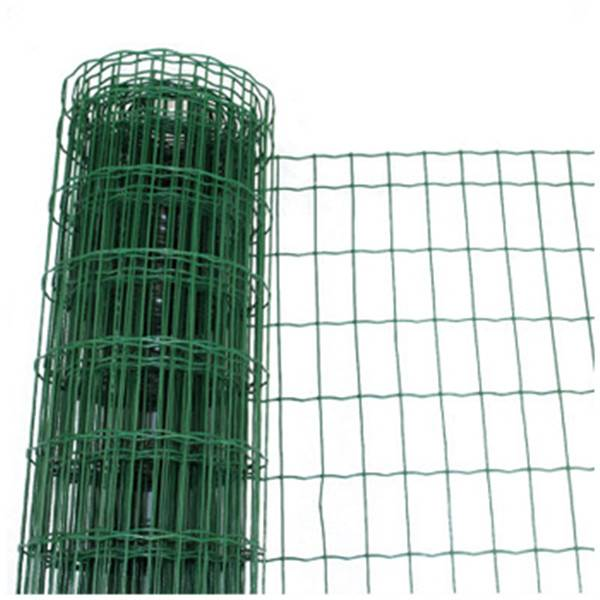 Best quality Hot Dipped Galvanized Field Fence - Euro Fence with pvc coated – XINTELI