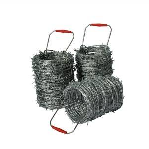 Barbed  Wire With Galvanized Surface