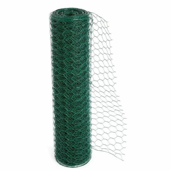 Factory Outlets Hexagonal Wire Mesh - PVC coated hexagonal wire net – XINTELI