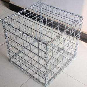 2020 Good Quality Gabion Wire Mesh Panels - Welded mesh gabion&hexagonal mesh gabion – XINTELI