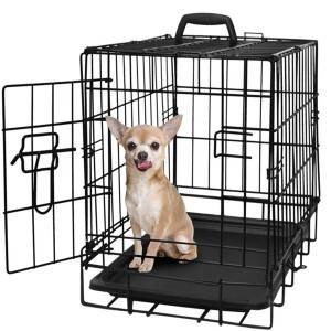 Excellent quality Welded Chicken Wire - Dog  Crate Cage – XINTELI