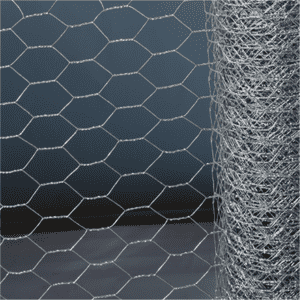 Galvanized Wire Mesh Of Hexagonal Hole