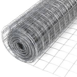 Low price for Square Welded Wire Mesh - Galvanized welded wire mesh – XINTELI